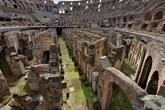 The Colosseo in Rome, Italy  -  (Selected by GETTY IMAGES) (DESPITE STRAIGHT LINES) Tags: nikon d7200 nikond7200 nikkor1024mm nikon1024mm getty gettyimages gettyimagesesp despitestraightlinesatgettyimages paulwilliams paulwilliamsatgettyimages rome roma romeitaly colosseum thepantheon thecolosseumrome thecolosseuminrome architecture flavianamphitheatre amphitheatre colosseo italy gladiator gladiators vespasian titus emperor
