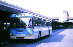 Slide 107-13 (Steve Guess) Tags: 1523 man bus tegel txl airportcity германия germany deutschland allemagne frg d west berlin bvg berliner verkehrsbetriebe gesellschaft западная waggonunion