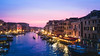 Veneza Sunset (André Moecke) Tags: veneza venecia venice sunset colors gondola italy italia city river