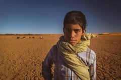 Sahara Desert - Berber (see1st) Tags: morocco africa sahara desert cameltrip nikon nikond50 adventure travel portrait children dunes sand