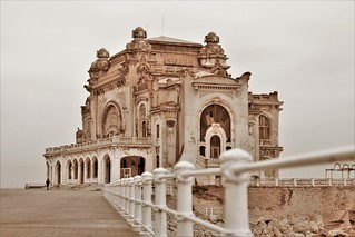 Casino in Constanta - Art of decadence