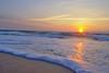 Morning Froth (Rich Renomeron) Tags: beach bethanybeach dawn morning sunrise
