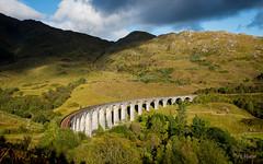 Glenfinnan viaduct (PL-Vision) Tags: scotland glenfinnan harrypotter poudlard viaduc viaduct