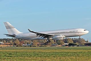 A330-243.ACJ VP-CAC SPECIALIZED AVIATION CO LTD