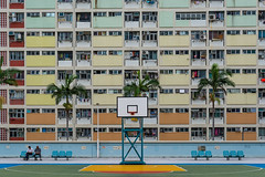 Choi Hung Estate (Joits) Tags: hongkong kowloon hk choihungestate travel travelphotography nikon50mmf14g
