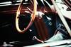 Drive in Elegance (Thomas Listl) Tags: thomaslistl color car vehicle steeringwheel oldtimer vintage wood interior street urbandetail window layers radio driving automobile vsco