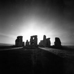 Stonehenge (danielesandri) Tags: pinhole forostenopeico inghilterra stonehenge film pellicola kodak england wiltshire