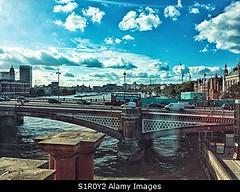 Uploaded to Stockimo (oohay!) Tags: stockimo blackfriars london thames river uk capital bridge