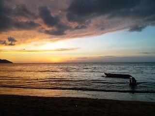 Sunset @ Batu Ferringhi Beach
