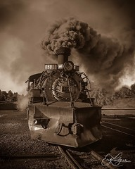 (Coloradorailphotographer) Tags: coloradonarrowgauge newmexicotrains steamlocomotive steamtrains steamengine coloradotrains coloradorailphotographer colorado