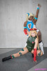 R. Mika and Cammy cosplay (The Doppelganger) Tags: rmika rainbowmika cammy cammywhite streetfighter cosplay cosplayer nycc nycc2017 newyorkcomiccon