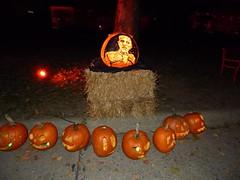 P1280947 (amiterangi1) Tags: jackolanterns halloween governorsisland newyorkharbor pumpkins