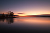 Daybreak, Lake Chatfield (mclcbooks) Tags: dawn daybreak sunrise morning landscape lake le longexposure silhouettes trees clouds chatfieldstatepark lakechatfield colorado