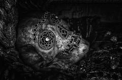 Relic of Saint Coelestini from the Roman Catacombs. (Christian Boss) Tags: katakombenheiliger church katholisch skelett gerippe reliquien reliquias relicarios katakombenheilige heilige leiber martyr martyrs saints heiliger reliquienschrein reliquiary schrein catholic knochen schädel bones skulls skelettons einfarbig surreal szene gruft reliquienschatz schatz katakomben geweiht abbey skeletons jewelled