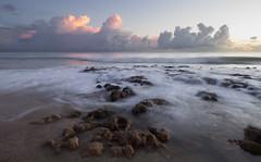 bathtub reef predawn (William Miller 21) Tags: bathtubreef hutchinsonisland beach florida seascape rocks sky sunrise landscape canon t3i 1018