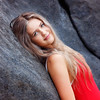 Jemmeah - Ellis Beach (Rob Harris Photography) Tags: red swimwear onepiece sportswear smile smiling model modelling photoshoot babe beach baywatch beautiful beauty girl gorgeous female woman naturallight face headshot portrait pretty