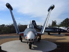 "Grumman F9F-2 Panther 1 • <a style=""font-size:0.8em;"" href=""http://www.flickr.com/photos/81723459@N04/26403412549/"" target=""_blank"">View on Flickr</a>"