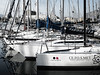 Under bare poles (max tuguese) Tags: poles sicily palermo maxtuguese digital waterside sailboat sail yacht sailingboat boat canon travel port dock