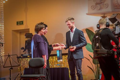 Eesti Muusikanõukogu muusikapreemiad 2017.  Theodor Sink