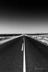 Far and Beyond (Alec Lux) Tags: bnw asphalt black blackandwhite driving empty forward landscape lane monochrome namibia nature outdoor road savannah steppe straight street travel traveling trip white khomasregion na