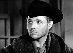 "David Nelson in ""Day of the Outlaw."" (stalnakerjack) Tags: movies dayoftheoutlaw actors hollywood westerns davidnelson"