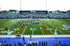 TUMB (OPRFHouse Photography) Tags: halftime tulane tumb miniature nola marching marchingband tulanebandorg awesome theshow sony sonya7 a7r2 a7rll a7rii zeiss batis 25mm football neworleans hurricane nate