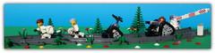 (peter-ray) Tags: lego star wars droid c1p8 r2d2 moc clone mini figure peter ray samsung nx2000 fi shi fantasy fantascienza movie film train binari ferrovia railroad