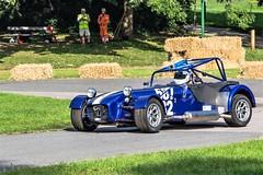 Caterham 7 Supersprint (John Tif) Tags: 2017 crystalpalace car caterham7supersprint motorspot