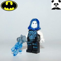 15 - Mister Freeze (Random_Panda) Tags: lego figs fig figures figure minifigs minifig minifigures minifigure purist purists character characters film films movie movies television tv comics superhero superheroes hero heroes super comic book books show shows dc villains toy batman superman wonder woman aquaman green lantern the flash rogues cartoon villain joker mr mister freeze dr doctor victor fries