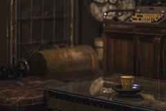 Coffee Break - Piccolo Latte (S♡C) Tags: coffee cafe careonceuponatime antique retro old piccololatte