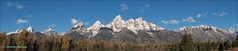 Grand Teton Panorama (geospace) Tags: grandteton mountains usa national park autumn fall snowy peaks