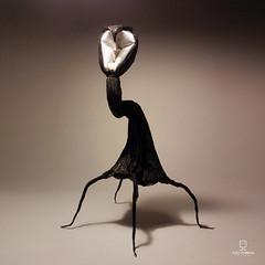 THE CRAWLER (aka dream thieve) (João Charrua) Tags: origami paper sculpture character surreal strange artpaper joaocharrua
