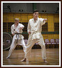 Karate 2017.1 (agphoto100) Tags: sony nex 5 1600iso pcyc karate selfdefence white gi colour stance kata practice stand lunge fist clench defend strike martialarts agphoto100