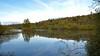 Still Lake (_J @BRX) Tags: goldenacrepark bramhope leeds yorkshire england uk autumn october2017 tree light green brown golden still mirror reflection water trees lake blue sky nikon d5100