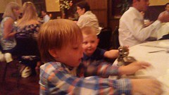 "Colton and Paul Play at the Rehearsal Dinner • <a style=""font-size:0.8em;"" href=""http://www.flickr.com/photos/109120354@N07/37244036744/"" target=""_blank"">View on Flickr</a>"