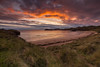 Oldshoremore Sunset . (Gordie Broon.) Tags: oldshoremore sunset beach northwestscotland scottishhighlands kinlochbervie northatlanticocean bay seascape paisaje paysagemarin scenery scotland schottland landscape scenic view ecosse escocia september 2017 szkocja scozia caledonia alba durness sheigra polin droman gordiebroonphotography canon5dmklll canon1635f4l theminch sky clouds geotagged paysage