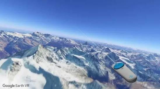 宣布!Google Earth VR發布了!這才是真正的上帝視角!