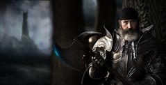 The march to Isengard (Fotografreek) Tags: lotr lordoftherings dwarf axe strong fantasyart fantasy fantasyportrait art artportrait artwork digitalartist digitalart dark movie movieposter tough gimli fanart