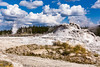 Castle Geysere (Upper Geysere Basin) (astrofan80) Tags: castlegeyser landschaft nationalpark rundreise usa uppergeyserbasin wyoming yellowstone yellowstonenationalpark us