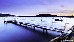 0S1A6867 (Steve Daggar) Tags: woywoy landscape wharf jetty longexposure sunset gosford nswcentralcoast