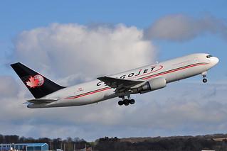 C-FMCJ Boeing B767-223F EGPK  04-03-12