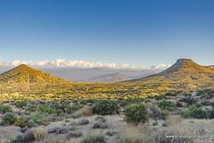 Sonoran desert landscape (doveoggi) Tags: arizona scottsdale desert mountains clouds sonorandesert 8945 landscape