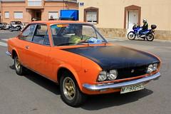 SEAT 124 Sport '71 (Martin J. Gallego. Siempre enredando) Tags: clasicos classiccars oldcar oldtimer youngtimer seat seat124 124 seat124sport