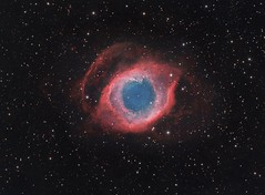 NGC 7293 - Helix Nebula - HaLRGB (Paddy Gilliland @ Image The Universe) Tags: nebula pn planetarynebula helix eyeofgod ngc ic space nebulae stars night astro astronomy astrophoto astrophotography ap lrgb rgb hubble cosmos texture abstract outdoor wide widefield nighttime sky dark colours astrometrydotnet:id=nova2274393 astrometrydotnet:status=solved