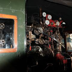 Het Spoorwegmuseum (arjandejongNL) Tags: x100f wclx100ii train