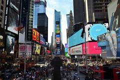 TIMES SQUARE (Clelia Torre) Tags: newyork city america world travel manhattan thebigapple nyc