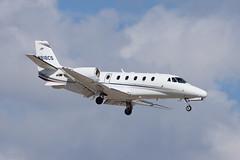 Private (Sierra Aviation) Cessna 560XL Citation Excel N816CS (jbp274) Tags: bobhopeairport bur kbur airport airplanes bizjet cessna c560 citation