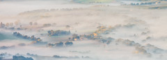 Misty morning (31045) (Danilo Antonini (Pescarese)) Tags: matelica autunno autumn collinemarchigiane lecollinedelverdicchio colline hills marche macerata italia italy turismo paesaggio landscape panorama turismodelvino touring natura nature capitaledelverdicchio daniloantoniniphotographer pescarese vigneto vigna vineyard country verdicchio metaturistica attrazioneturistica touristdestination touristattraction regionemarche provinciadimacerata valle vallata valley nebbia fog straticollinari stratidinebbia collineondulate tele zoom mist mists haze brezza campagna field countryside nebbiemattutine morningfogs nebbie fogs misty casolare cottage farmhouse agriturismo farmholidays stradadicampagna countryroad mattino morning alba sunrise formatopanoramico panoramicview