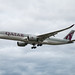 EGLL / Airbus A350-900 / A7-ALF
