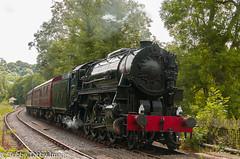 20170807-_CNH6976.jpg (bigbarney130) Tags: preserved staffordshire churnetvalleyrailway cvr consall historictransport train preservedsteam heritage 5197 s160 steamtrain nikond300 steam